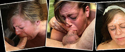 Facial Abuse Starring Katlyn Snow